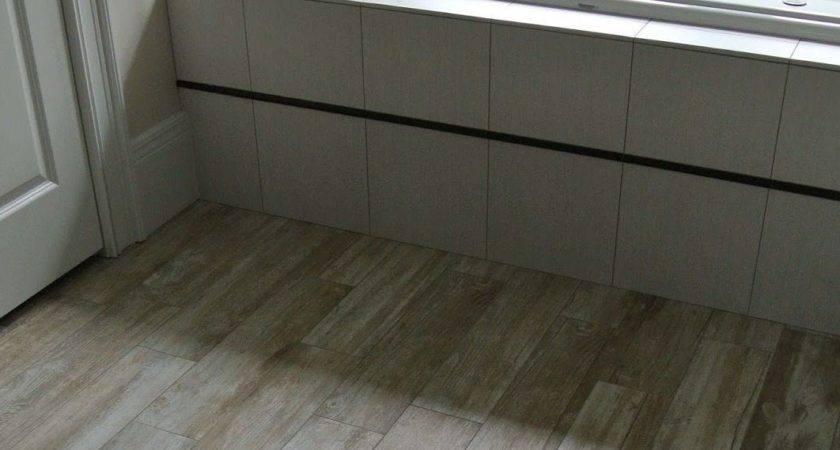 Pebble Tile Bathroom Flooring Ideas Managing