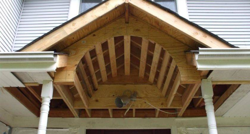 Perfect Building Porch Roof Karenefoley