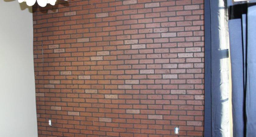 Perfect Fake Brick Interior Wall Rbservis