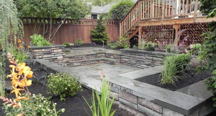 Perfect Landscape Design Ideas Around Patio