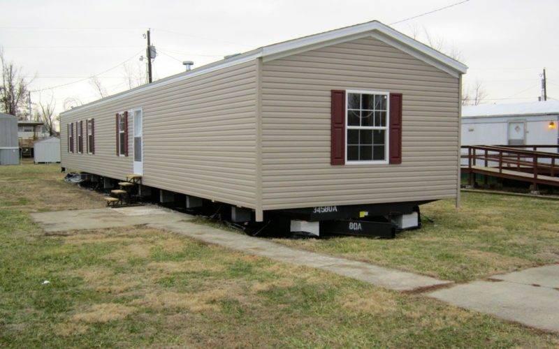 Perfect Mobile Home Trailer Danville