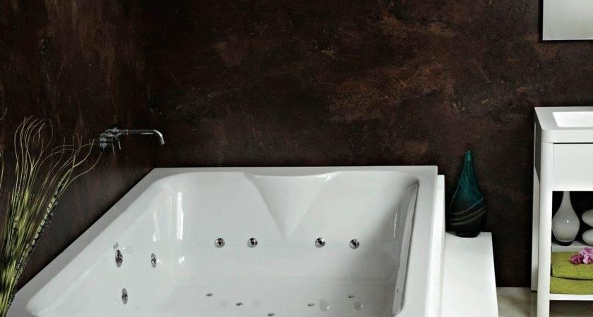 Phoenix Marino Inset Double Whirlpool Airspa Bath