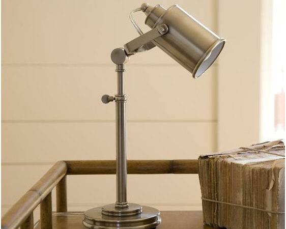 Photographer Task Table Lamp