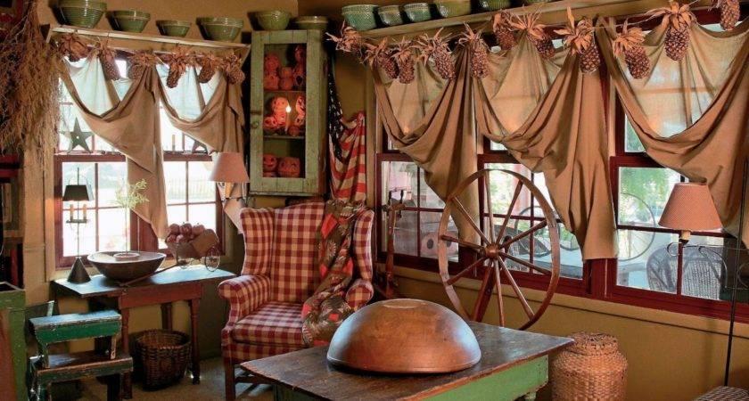 Pinterest Primitive Home Tour Joy Studio Design