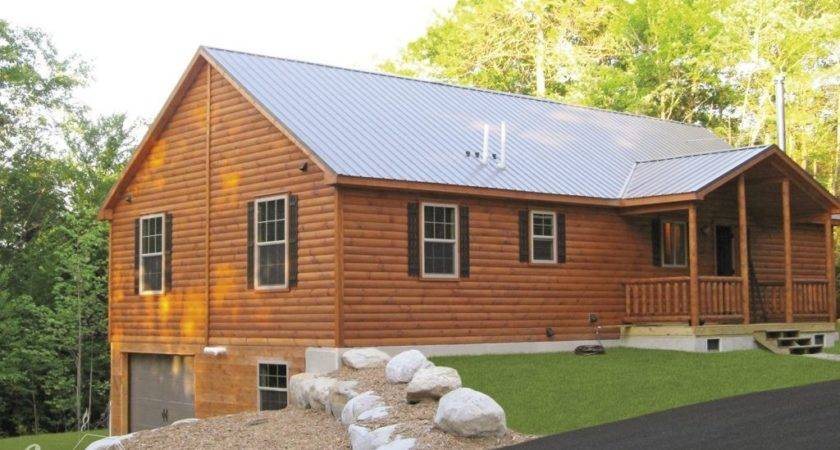 Pioneer Log Cabins Manufactured Cozy