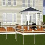 Planning Ideas Custom Elevated Deck Plans