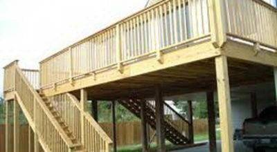 Planning Ideas Elevated Deck Plans Build Cover