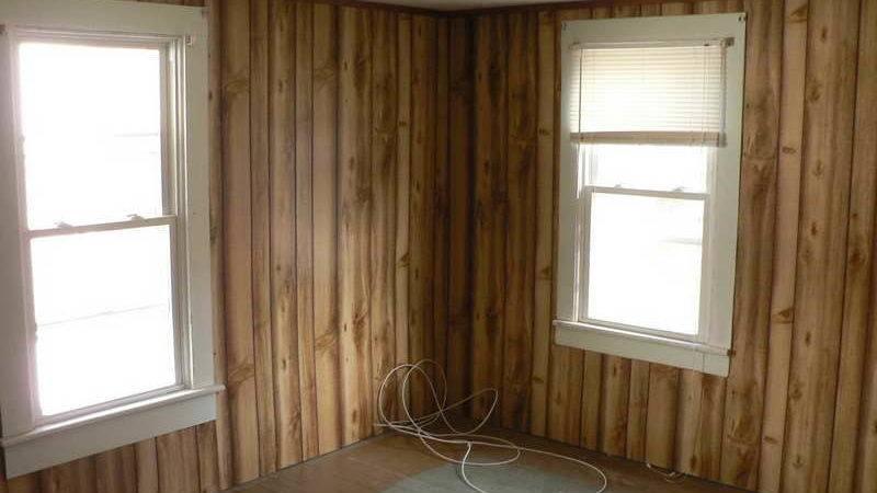 Planning Ideas Faux Wood Panels Walls Interior