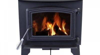 Pleasant Hearth Small Wood Burning Stove Legs