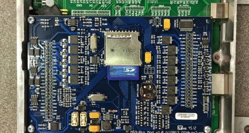 Plug Play Megasquirt Pro Base Board