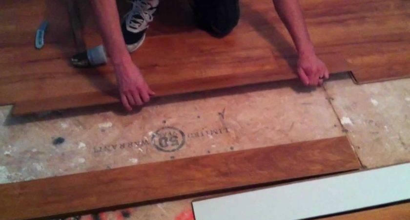 Plywood Underlayment Hardwood Floors Gurus Floor