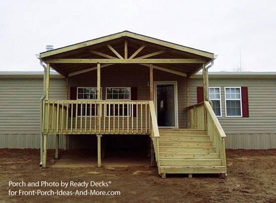 Podcast Porch Ideas Mobile Homes