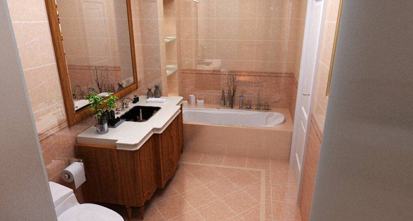 Pop Bathroom Renovation Bathtub House