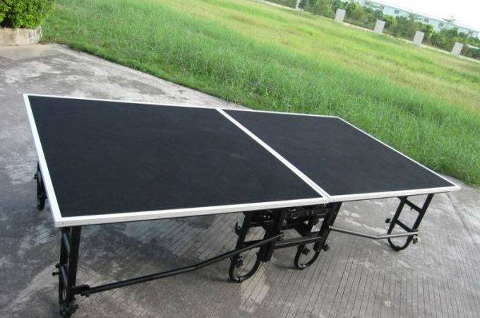 Portable Stage Platforms Foldable Platform