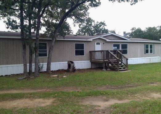 Pre Owned Double Wide Mobile Home Sale Bastrop Texas