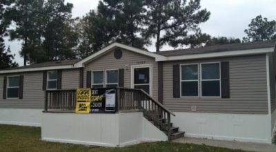 Pre Owned Double Wide Mobile Home Sale Magnolia