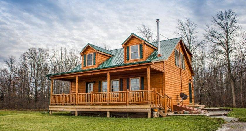 Prefab Cabins Modular Log Homes Riverwood