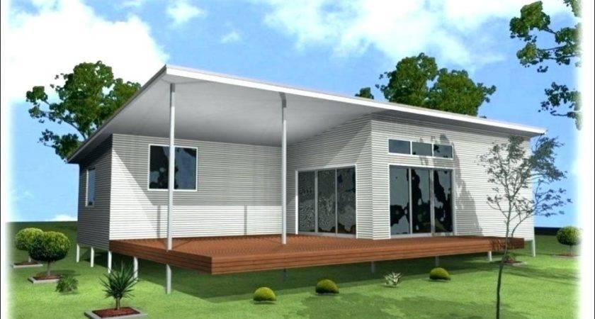 Prefab Homes Under House Decoration