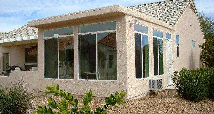 Prefab Sunroom Kit Attached House Room Decors Design