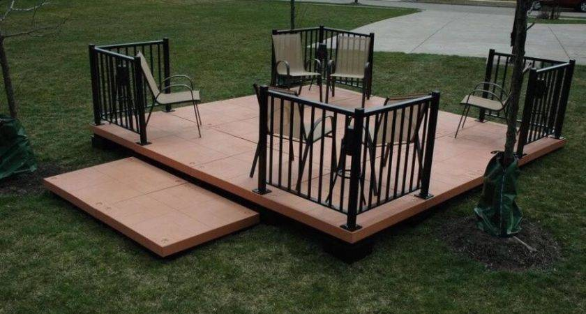 Prefabricated Decks Joy Studio Design Best