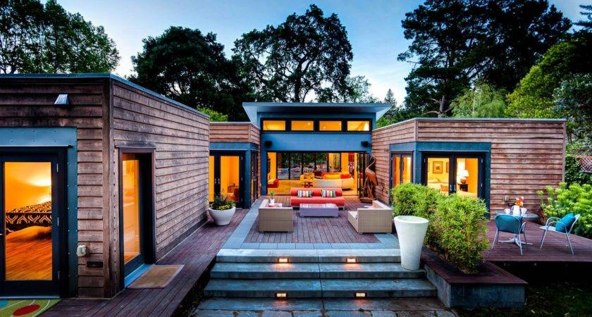 Prefabulous Stunning Sonoma County Prefab Homes
