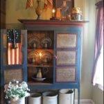 Primitive Americana Decorating Style Folk Art Heartland