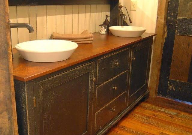 Primitive Bathroom Ideas Designs