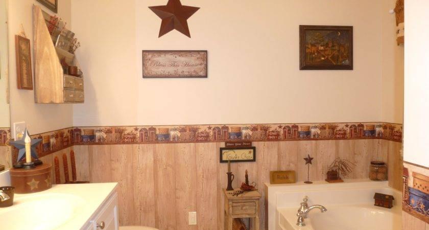 Primitive Country Bathrooms Mediajoongdok