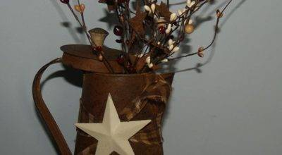 Primitive Country Crafts Days Christmas Buying