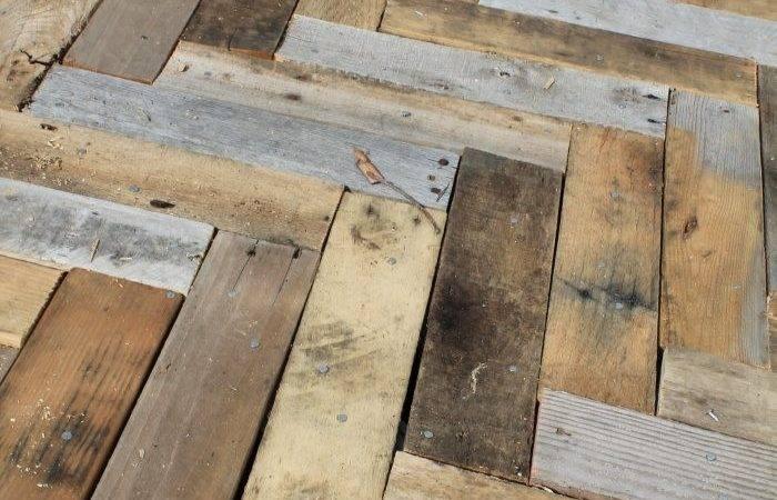 Project Pallet Deck