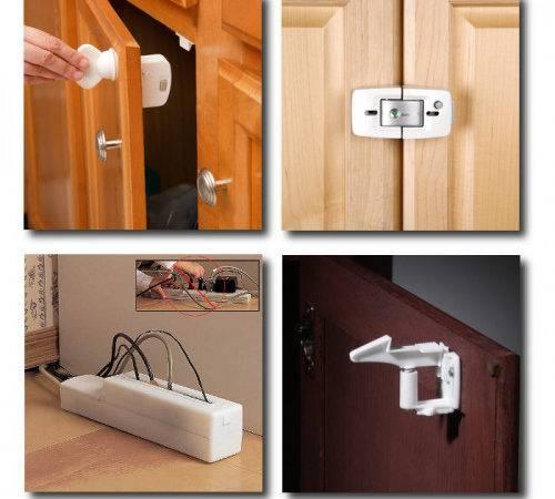 Proofing Cabinet Doors