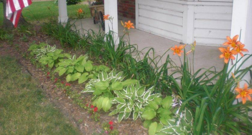 Pumpkin Patch Transform Tuesday Front Yard Flower Beds