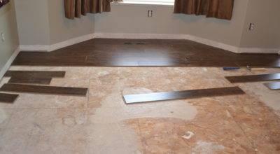 Put Vinyl Flooring Over Tiles Thefloors