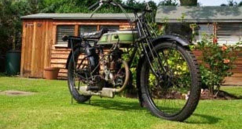 Radco Model Classic Motorcycle