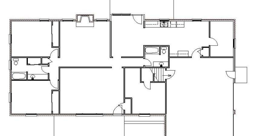 Ranch Home Addition Plans Ideas House