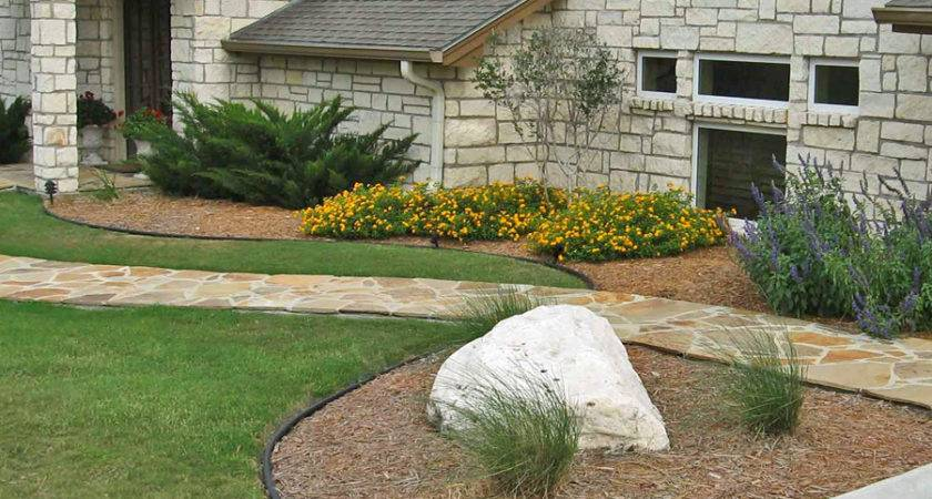 Ranch Style House Landscaping Ideas Pdf