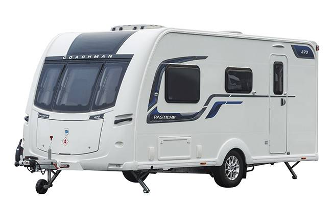 Read First Review Coachman Pastiche