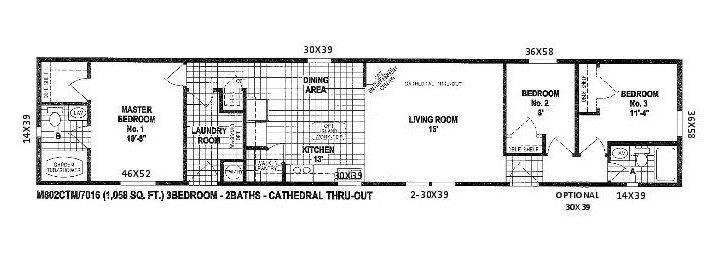 Redman Mobile Home Floor Plans Homes