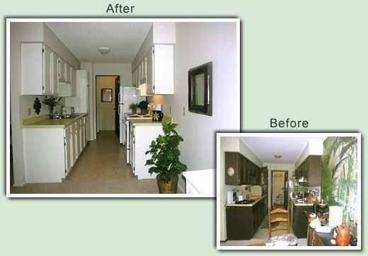 Remodeling Mobile Home Before After Joy Studio