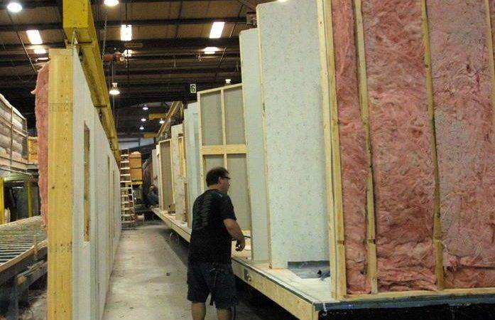 Removing Walls Mobile Home