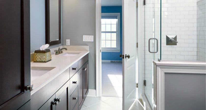 Renovate Bathroom Step Ward Log Homes