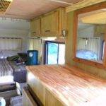 Repaired Remodeled Restored Old Camper