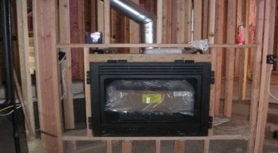 Repairs Installing Gas Fireplace