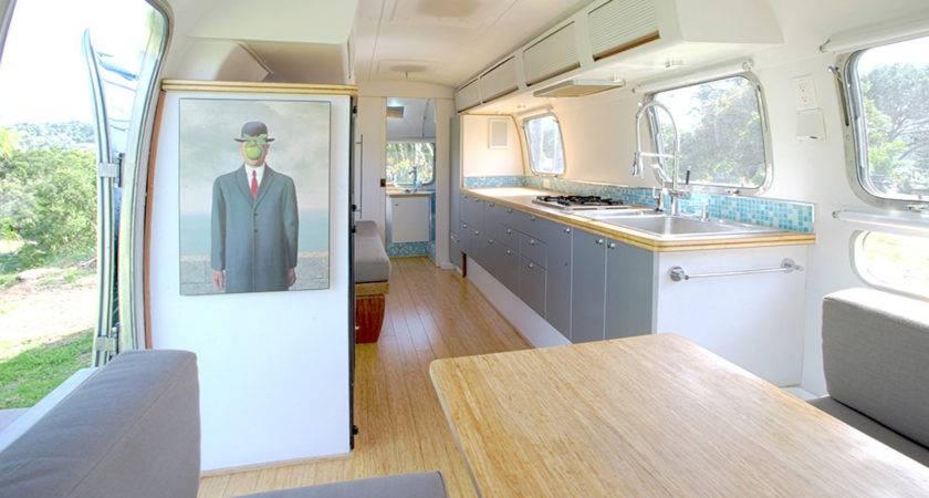 Retro Chic Airstream Renovations Inhabitat Green