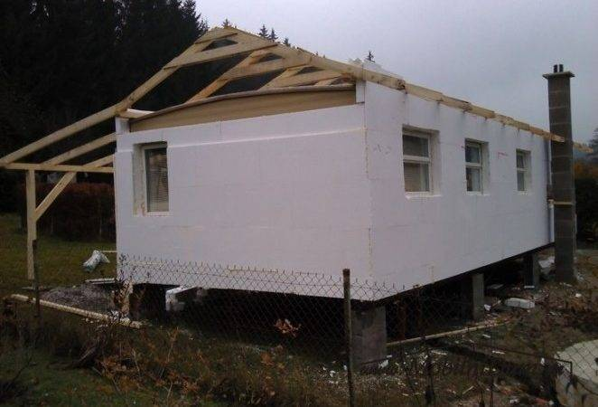 Roof Over Mobile Home Plans Design Magazine