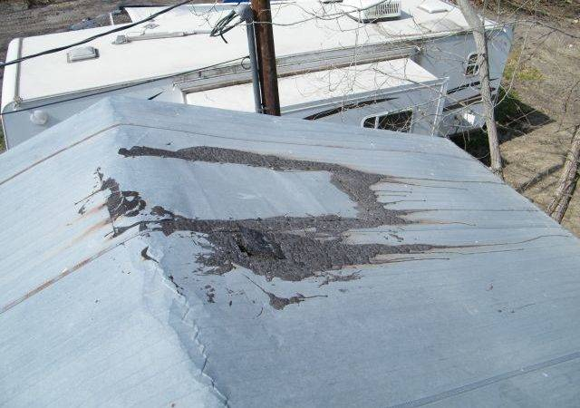 Roof Repair Mobile Home Products