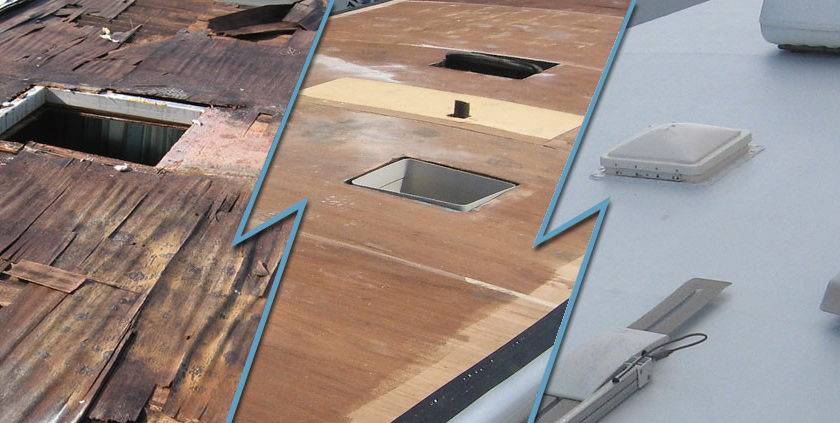 Roofs Failure Owners Rutherford Motorsports