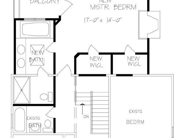 Room Master Suite Add