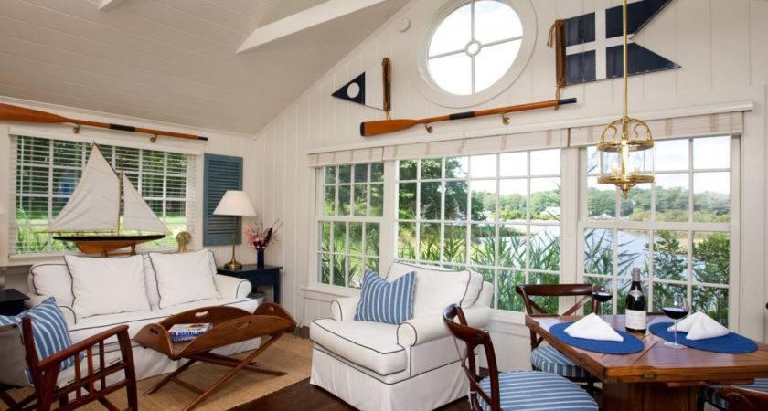 Rustic Cottage Decor Beach House Decorating Ideas