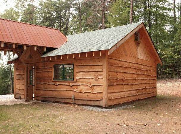 Rustic Elements Hybrid Homes